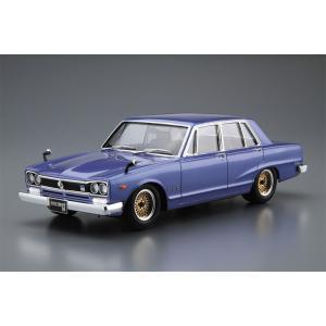 1/24 ザ・モデルカー No.46 ニッサン GC10 スカイライン2000GT '71|star-gate
