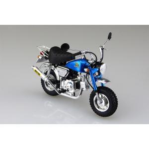 1/12 バイク No.22 ホンダ モンキー カスタム 武川仕様Ver.1|star-gate