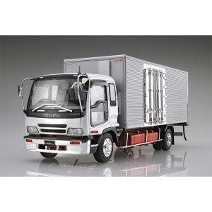 アオシマ 1/32 ヘビーフレイト No.5 いすゞ フォワード ハイスター冷凍車