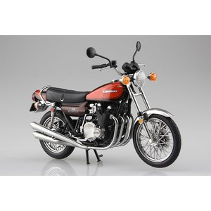 SKYNET 1/12 完成品バイク KAWASAKI 750RS Z2 ファイヤーボール