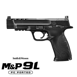 東京マルイ ガスブローバック M&P 9L PCポーテッド  S&W社製M&...