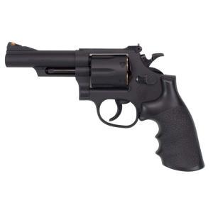 クラウンモデル S&W M19 4インチ ブラック 18才以上用エアリボルバー No.13205|star-gate