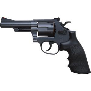 クラウンモデル S&W M19 4インチ ブラック 10才以上用エアリボルバー No.13603 star-gate