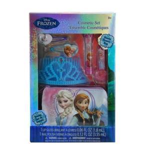 ディズニー アナと雪の女王 ポーチ付き ヘアメイクアップ5点セット U-FZ0015SA|star-gate