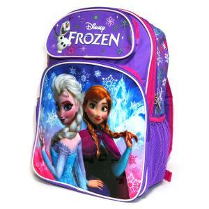 ディズニー アナと雪の女王 ラージリュックサック 雪の結晶 CO-PA-A03899|star-gate