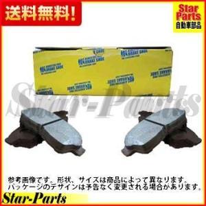 ブレーキパッド キャンター FE82DEV 用 フロント D6113-02 ミツビシ MKカシヤマ|star-parts2