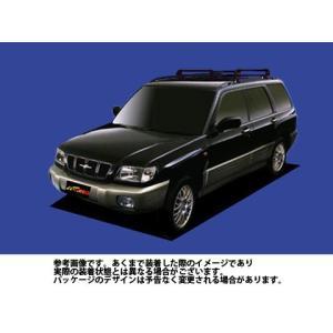 スバル フォレスター 型式 SF5 SF9 用 タフレック ルーフキャリア Pシリーズ PS225A star-parts2