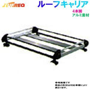 トヨタ カローラワゴン 型式 AE100G AE101G AE104G 用 タフレック ルーフキャリ...