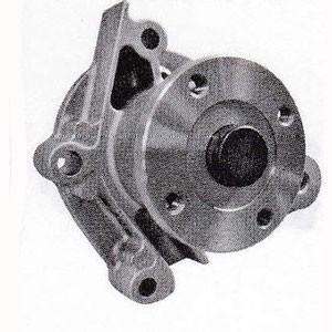 パジェロミニ H53A H58A エンジン 4A30 用 WPM-061 アイシン ウォーターポンプ 車検部品 ウオポン ミツビシ MITSUBISHI|star-parts