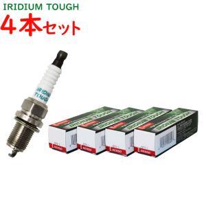 デンソー イリジウムタフプラグ ホンダ クロスロード 型式RT3/RT4用 VK20G(V91105641) 4本セット|star-parts