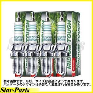 イリジウムタフ アレックス ZZE123 用 VK20 4本セット トヨタ TOYOTA DENSO デンソー イリジウム プラグ|star-parts