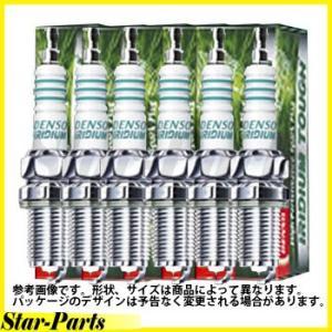 イリジウムタフ マークII GX100 GX105 用 VK16 6本セット トヨタ TOYOTA DENSO デンソー イリジウム プラグ|star-parts