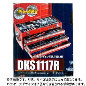 ダイイチオリジナル工具セット デラックス レッド DKS1117R 株式会社ダイイチ|star-parts
