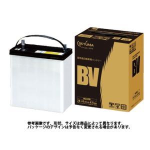 GSユアサ BVシリーズ バッテリー ミツビシ MITSUBISHI パジェロミニ E-H56A 用 BV-40B19R ベーシックバリュー GS YUASA|star-parts