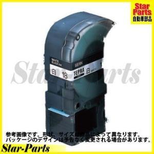 テプラPRO テープカートリッジ 白に赤文字12ミリ幅 SS12R キングジム|star-parts