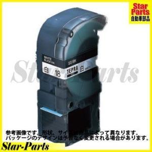 テプラPRO テープカートリッジ 白に赤文字24ミリ幅 SS24R キングジム|star-parts