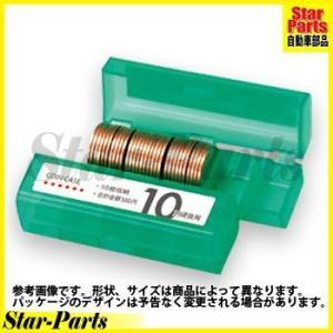 コインケース 10円用 緑 M-10 オープン工業|star-parts