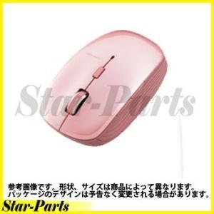 5ボタンワイヤレスBlueLEDマウス ピンク M-BL21DBPN E05 エレコム コクヨ|star-parts