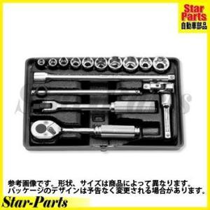 6角スタンダードソケット 1/4inch(6.35mm)差込角 2250M ハンドソケット セット KOKEN|star-parts