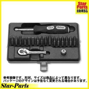 プラスビットソケットセット 1/4inch(6.35mm)差込角 2276 ハンドソケット セット KOKEN|star-parts