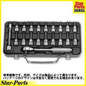 ビットソケットセット 3/8inch(9.5mm)差込角 3276 ハンドソケット セット KOKEN|star-parts