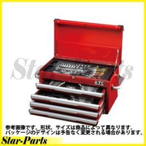 ネプロス名前入りツールセット(70点) レッド NTX8700RAN KTC star-parts