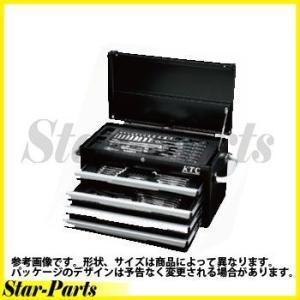 ネプロスツールセット(70点) ブラック NTX8701BKA KTC star-parts