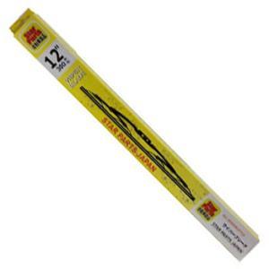 ワイパーブレード Uクリップタイプ用 (6mmx300mm) 高品質 PB|star-parts