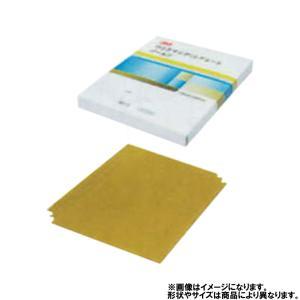 のり付きディスク ゴールド 125mm(ライナー紙付き) KF300-30060 ピットワーク|star-parts