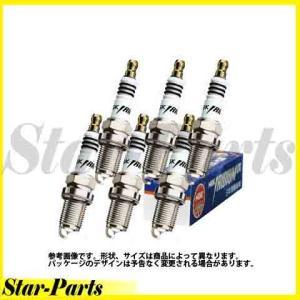 イリジウムIXプラグ アルシオーネSVX CXD CXW EG33 用 6本セット BKR6EIX-11 スバル NGK|star-parts