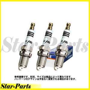 イリジウムIXプラグ キャリイ DA52T DB52T F6A 用 3本セット DCPR7EIX スズキ NGK|star-parts