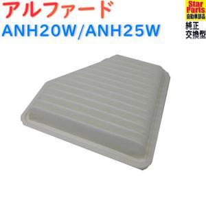 エアフィルター トヨタ アルファード 型式ANH20W/ANH25W用 SAE-1110 Star-Partsオリジナル エアーフィルタ|star-parts