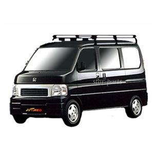 ホンダ バモス 型式 HM1 HM2 用 タフレック ルーフキャリア Pシリーズ PL234D|star-parts