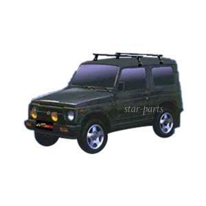 スズキ ジムニー 型式 SJ30 JA11V JA12V 用 タフレック システムキャリア ベースキット|star-parts