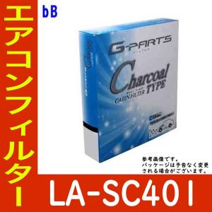 G-PARTS エアコンフィルター クリーンフィルター トヨタ bB NCP34用 LA-SC401 活性炭入りタイプ 和興オートパーツ販売|star-parts