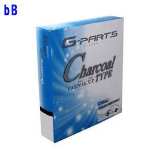 G-PARTS エアコンフィルター クリーンフィルター トヨタ bB QNC21用 LA-SC406 活性炭入りタイプ 和興オートパーツ販売|star-parts