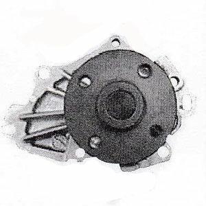自動車 ウォーターポンプ アルティス 用   WPT-129 ダイハツ アイシン|star-parts