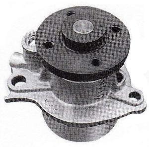 自動車 ウォーターポンプ タント ミラアヴィ ムーヴ ムーヴラテ 用   WPD-048 ダイハツ アイシン|star-parts
