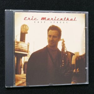 エリック・マリエンサル EASY STREET 【CD】 中古・状態B
