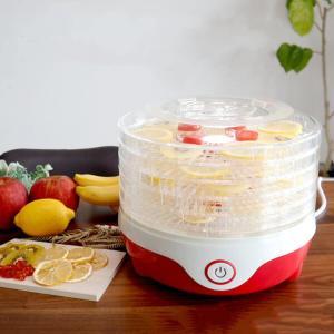 フードドライヤー 食品乾燥機 乾燥器 ドライフードメーカー 野菜 食育 ドライフード ドライフルーツ  コンパクト 干物 家庭用 キッチン用品 母の日