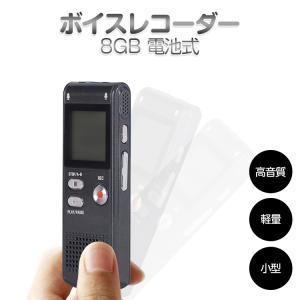 【仕様】 ディスプレイ:LCDスクリーン 内蔵容量:8GB 録音形式:WMA 128Kbps USB...