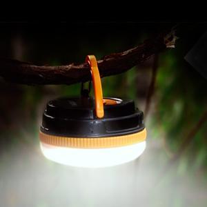 送料無料 LEDランタン  テント用 150ルーメン 単4電...