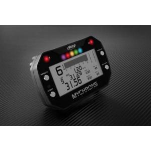 Aim MYCHRON5 2T カート用 GPSラップタイマー/タコメーター/温度計 (水温or排気温度センサー仕様) エーアイエム マイクロン5|star5