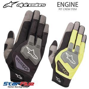 アルパインスターズ メカニックグローブ ENGINE alpinestars 2019年モデル|star5