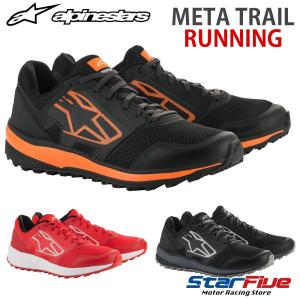 アルパインスターズ META TRAIL RUNNING ランニングシューズ スニーカー alpinestars star5