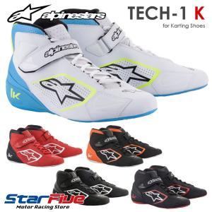 アルパインスターズ レーシングシューズ カート用 TECH1-K alpinestars 2018-19年モデル|star5