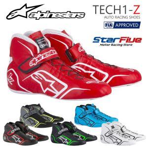 アルパインスターズ レーシングシューズ 4輪用 TECH1-Z FIA2000公認 alpinestars 2018年モデル(生産終了モデル)|star5