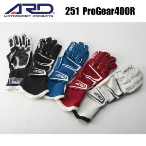 ARD レーシンググローブ 251 Progear-400R FIA2000公認|star5