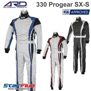 ARD レーシングスーツ 4輪用 330 Progear SX-S FIA2000公認|star5