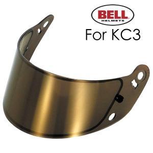BELLヘルメット アンチフォグ ミラーシールド #KC3用|star5
